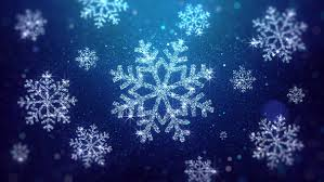 Christmas Snowflakes Pictures Christmas Snowflakes Blue Background