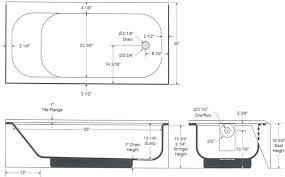 standard bathtub length standard bathtub size standard bathtub standard dimensions of bathroom door standard sizes of bathroom sinks standard width of