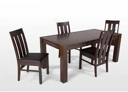 cozy adaline walnut extendable dining table and 6 chairs extendable dining table and penley walnut extendable dining table and 4 cream chairs