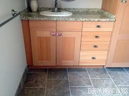 Reglazing Kitchen Cabinets Home Depot Bathroom Vanities Cabinets Fleurdelissf