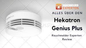 Rauchmelder Hekatron Genius Plus Mit Klebepad Hekatron Rauchmelder