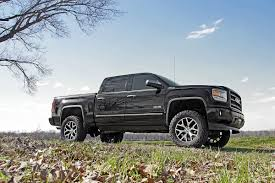 All Chevy chevy 1500 leveling kit : 6in Suspension Lift Kit for 2014-2017 4wd Chevy Silverado / GMC ...