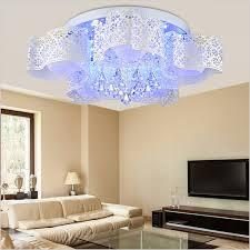 ceiling lighting for bedroom. modern ceiling lamp romantic wedding room bedroom wrought iron led lights crystal light led drop lightin from lighting for e