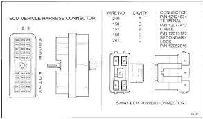 figure 36 4 ecm vehicle harness connector Ddec 5 Ecm Wiring Diagram Ddec 5 Ecm Wiring Diagram #16 ddec v ecm wiring diagram