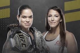 Amanda Nunes enfrenta Felicia Spencer no UFC 250