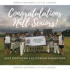 2018 Little League Pitch Count Chart North Natomas Little League