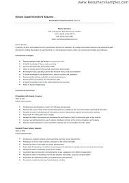 Inspirational Building Superintendent Resume Examples Construction