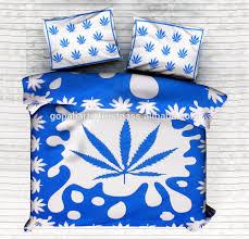 Screen Printing Designs For Bed Sheets Indian Latest Bedspread Queen Size Screen Print 100 Cotton Fabric Bedding Set Blue Bedsheet Buy Printed Jaipuri Bedsheets Designs For Printed