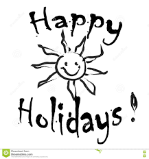happy holidays white. Interesting White Happy Holidays Greeting Card Black And White For White