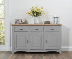 cottage chic furniture. Perfect Furniture Parisian Grey Shabby Chic Sideboard With Cottage Furniture E