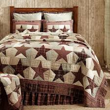 Cabin Quilts | Rustic Quilts | Bear, Moose and Deer Quilts ... & Abilene Star Quilt Bedding Collection Adamdwight.com