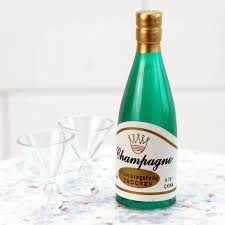 Champagne Bottle Cake Decoration Small Champagne Bottle And Champagne Glasses Cake Toppers 58