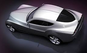 Photos: Morgan EvaGT Concept Car