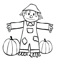 728x743 printable scarecrow coloring pages scarecrow coloring pages
