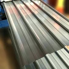 galvanized corrugated sheet metal corrugated