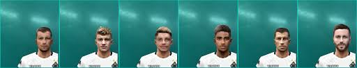 It is made by puma and will be worn in next season's bundesliga campaign. Pes 6 Monchengladbach Facepack By Te Facemakeur Pes Patch