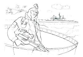 Soldiers Coloring Pages Soldier Coloring Pages Easy