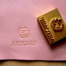 leather embossing stamp 6