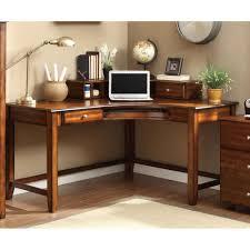 realspace magellan collection corner desk wooden