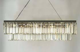 chandeliers glass retro palladium glass fringe rectangular chandelier chandeliers lighting wide antique glass chandelier globes chandeliers glass