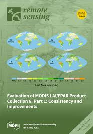 leaf area index lai and fraction of photosynthetically active radiation absorbed by vegetation fpar are important parameters
