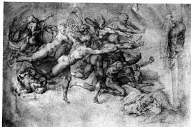phlit a newsletter on philosophy and literature michelangelo and panofsky discusses a drawing by michelangelo