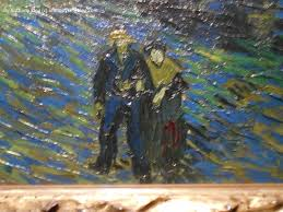 starry night over the rhone by vincent van gogh musée d orsay