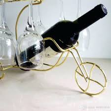 wine bottle glass holder 4 wood and picnic