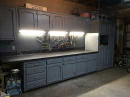 workbench lighting ideas. refurbished kitchen cabinets for the ultimate work bench garage pinterest kitchens and ideas workbench lighting