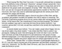 admissions essay admissions application southeastern oklahoma state university osu admissions essay