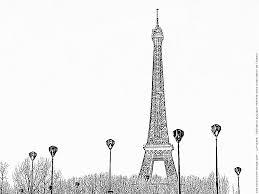 Des Sports Coloriage Tour Eiffel Coloriage Magique Tour Eiffel