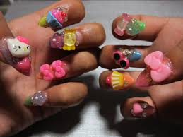 DIY 3D Nail Art Tutorial for Beginners with Amazing 10 Pictures ...