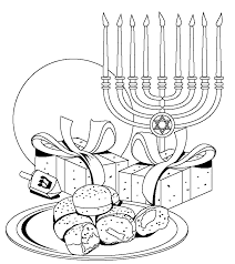 Small Picture Hanukkah coloring pages to print ColoringStar