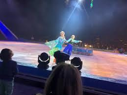 Nrg Stadium Section H Row 2 Seat 5 Disney On Ice Frozen