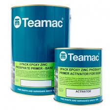 Phosphate Colour Chart Teamac 2 Pack Zinc Phosphate Primer
