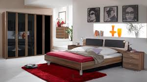 bedroom with red rugs full imagas modern rug stylish furnitures and awsime interior design of the room