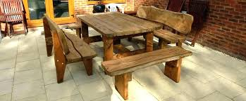 rustic outdoor bench designs wood garden table home design pretty patio chairs furniture rustic outdoor bench rustic outdoor bench