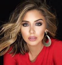 beautiful nadia mejia miss ca usa pageant makeuppageant