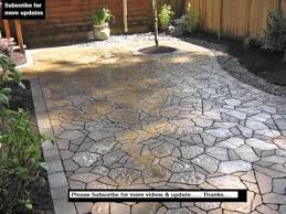 Backyard Paver Designs Delectable Landscape Pavers Grass Pavers Landscape Design Ideas YouTube
