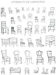 Image Drawings Different Kinds Of Chairs Types Furniture Styles Drawings For Wedding Thearbitrator Different Kinds Of Chairs Types Furniture Styles Drawings For