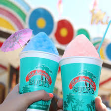 bahama buck s original shaved ice pany st jude s cotton candy flavor