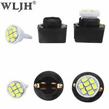 Twist And Lock Led Light Bulbs Us 7 18 20 Off Wljh 10pcs T10 W5w 12v Led Auto Bulb With Twist Lock Led Dashboard Instrument Panel Light For Volvo S60 S70 S80 S90 V70 V90 C70 In