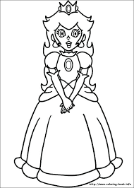 Mario Kart Coloring Page Cart Coloring Pages Kart Color Page Free