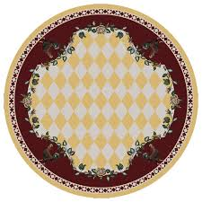 high country rooster rug southwestern area rugs by