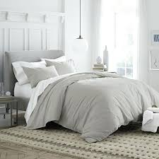 thread count organic cotton percale duvet cover set full sets wamsuttar velvet queen in mushroom brushed