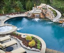 Outdoor pool with slide Water Slide Contemporary Indoor Pool And Hot Tub With Slide On Other Leave Reply Swim Spas Restmeyersca Home Design Other Brilliant Indoor Pool And Hot Tub With Slide Other