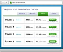 Auto Insurance Quotes Comparison Unique Auto Insurance Quote Comparison Custom Auto Insurance Quotes