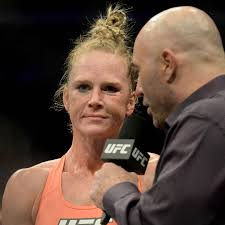 Holly Holm vs Valentina Shevchenko and ...