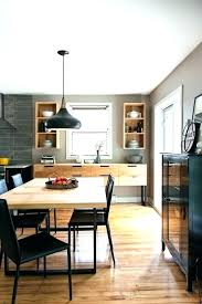 hanging lights over dining table pendant lighting for how high to hang room di dining table pendant lights