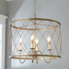 drum light chandelier. Caged Arabesque Drum Chandelier Shades Of Light Throughout Pendant Designs 4 N